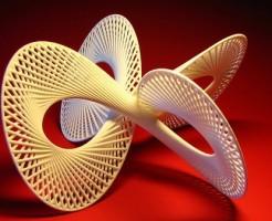 3Dプリンタオブジェ