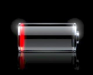 スマホのバッテリーが無い