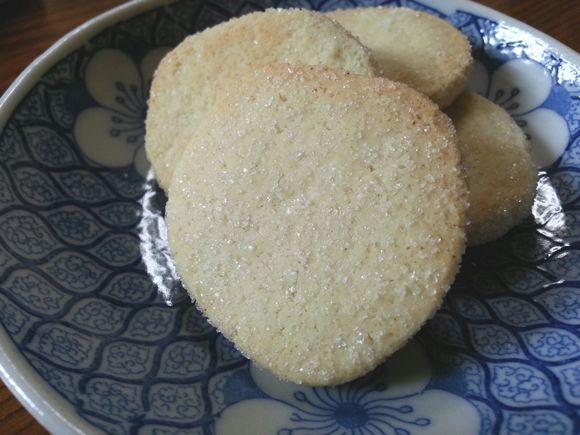 極楽乃蕎麦粉クッキー