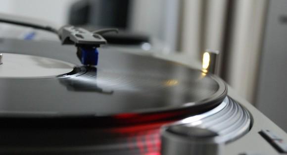 音楽の未来 レコード