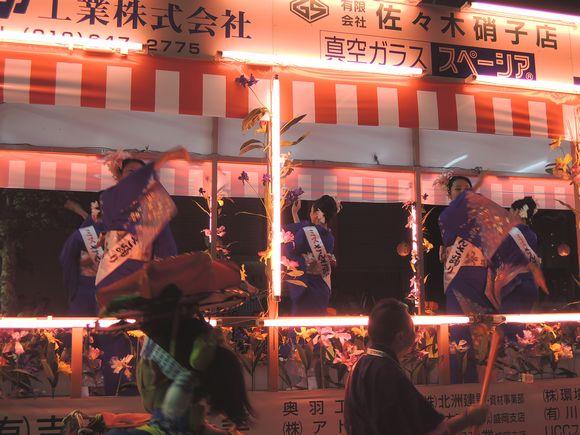 2013盛岡さんさパレード輪踊り