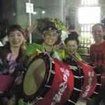 2013年盛岡さんさ踊りパレード2日目★やっぱ祭りは晴れの中でだ!