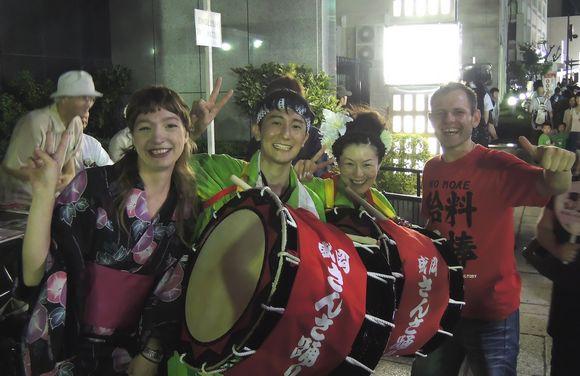 2013盛岡さんさ踊り2日目