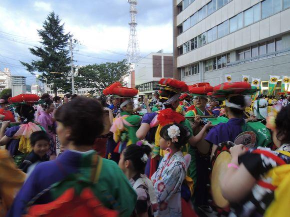 2013華の連パレード
