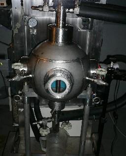加圧した水槽