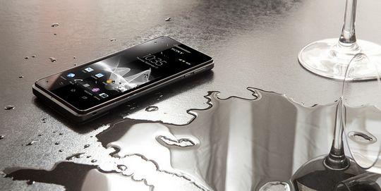 Androidは防水防塵があるiphone7のみ防水防塵