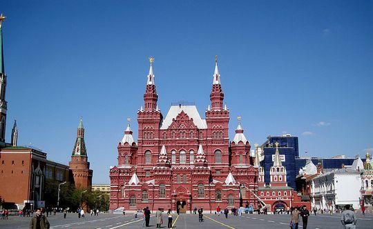 ロシアモスクワさんさ踊り