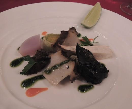 八甲田ホテル料理