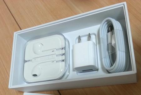 iPhone5s入荷開封2