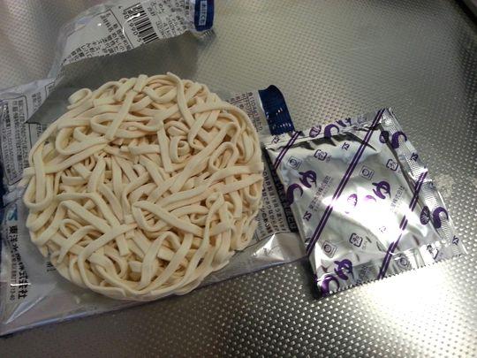 マルちゃん正麺「うどん」3