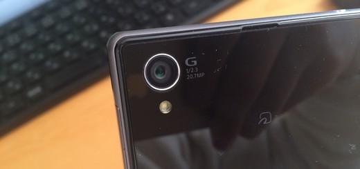XperiaZ1カメラGレンズ性能
