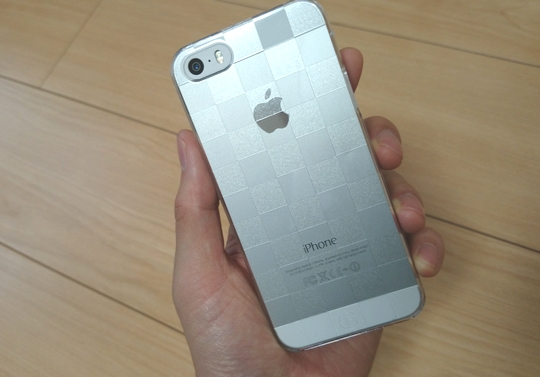 iPhone5sクリアケース2