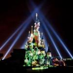 ディズニーシンデレラ城のプロジェクションマッピングが待ちきれない!
