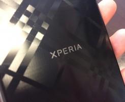 XperiaZ1背面デザインフィルム