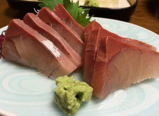 盛岡浜や海鮮料理寒ブリ