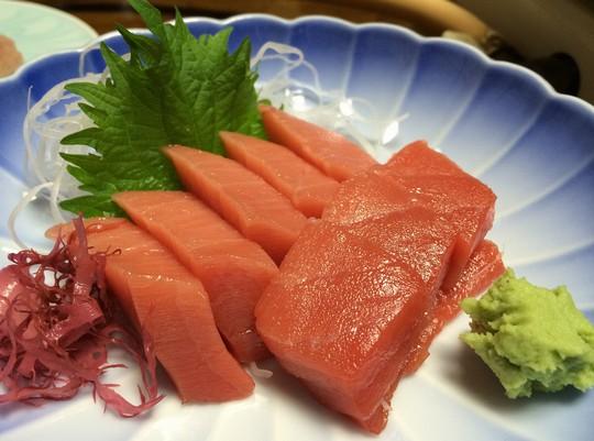 盛岡浜や海鮮料理刺身1