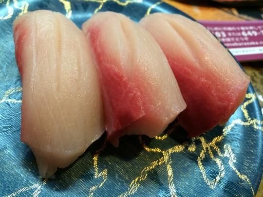 グァム寿司屋カンパチ