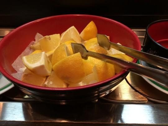 グァム寿司屋レモン