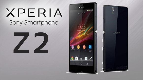 XperiaZ2とXperiaZ1比較
