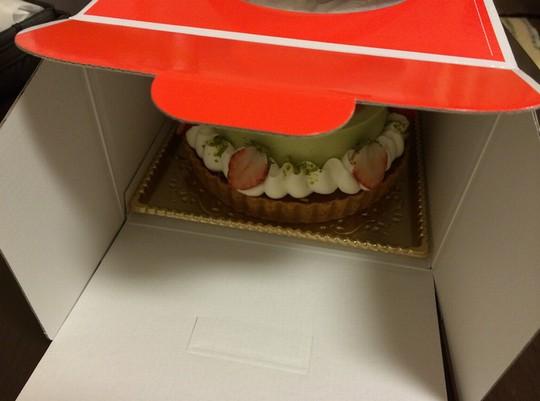 盛岡タルトタタン限定ケーキ