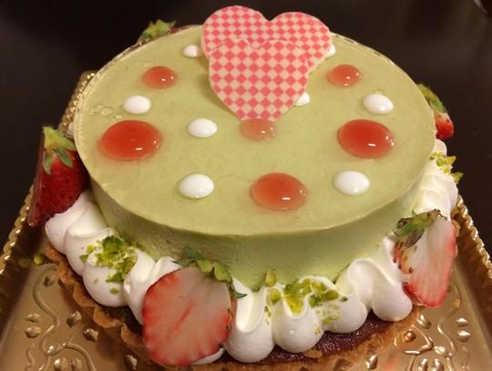 タルトタタンケーキ2