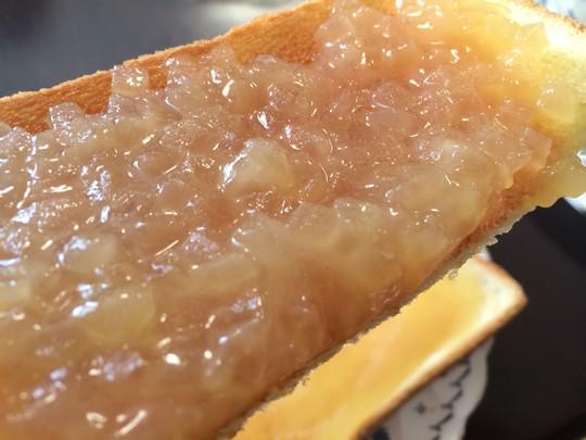 岩手りんごバタートースト