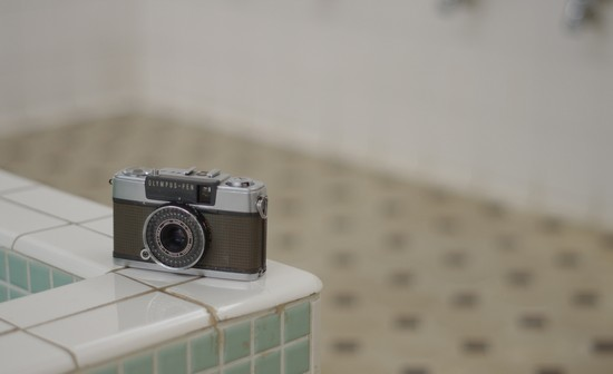 XperiaZ1を風呂使用