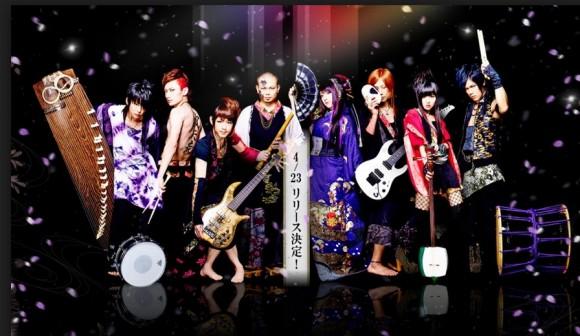 和楽器バンド千本桜