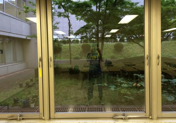 上田公民館会議室さんさ練習3