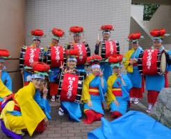 第37回盛岡さんさ踊りパレード開始