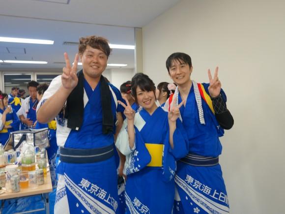 2014年盛岡さんさ踊り1日目2