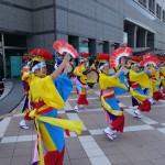 2014盛岡さんさ踊りパレード3日目!マリオス人口地盤~岩手まるごとおもてなし隊