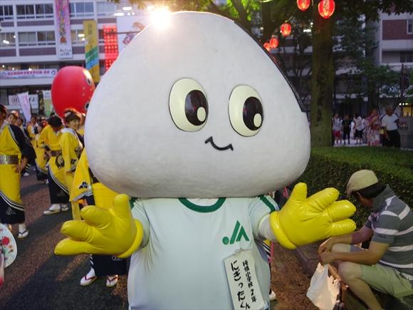 2014盛岡さんさ踊りパレード4日目1
