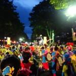 2014年盛岡さんさ踊りパレード4日目最終日!燃え尽きた。