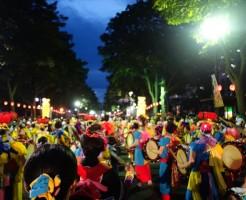 2014盛岡さんさ踊りパレード4日目