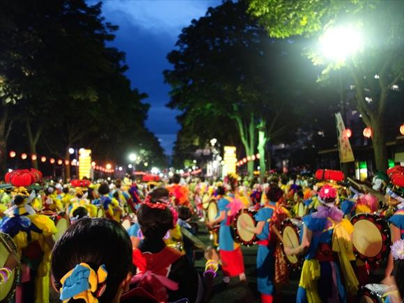 2014盛岡さんさ踊りパレード4日目2