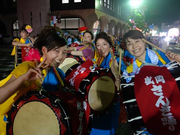2014盛岡さんさ踊りパレード4日目7