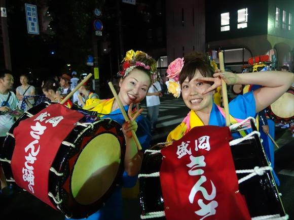 2014盛岡さんさ踊りパレード4日目9