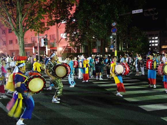 2014盛岡さんさ踊りパレード4日目4