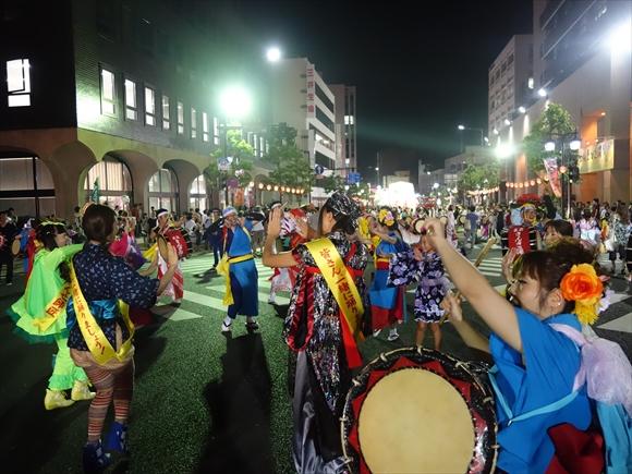 2014盛岡さんさ踊りパレード4日目5