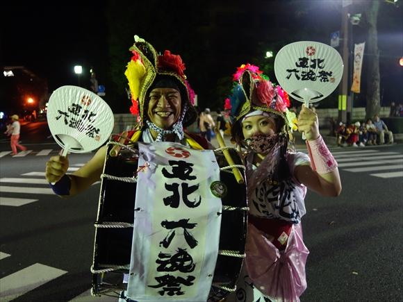 2014盛岡さんさ踊りパレード4日目10