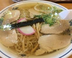 丸竹食堂中華そば