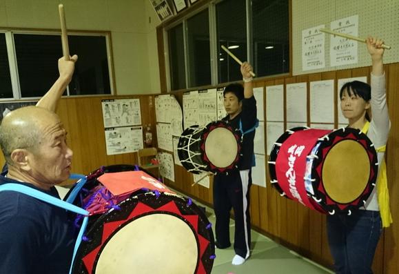 盛岡さんさ踊り太鼓2