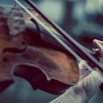 そろそろバイオリンも弾かなきゃ