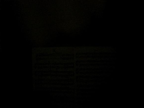 iPhone5s照明無し撮影
