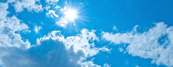盛岡の良いところ2晴れが多い