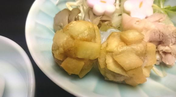 盛岡つなぎ温泉四季亭昼食