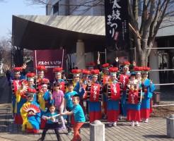 飯坂温泉太鼓祭りさんさ好み