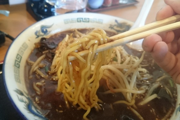 盛岡ラーメン二代目正太郎太麺