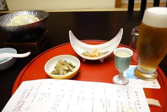 盛岡つなぎ温泉四季亭料理